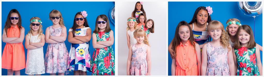 Kids Photo Shoot Parties